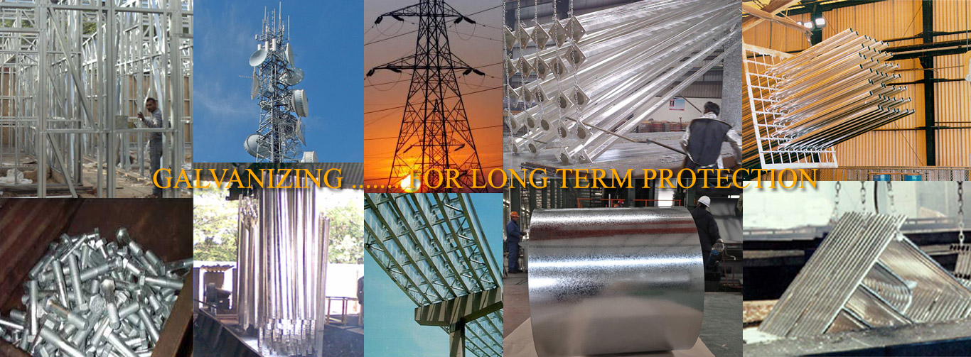 Galvanizing for Long Term Protection